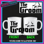 THE GROOM STAG DO PARTY WEDDING GIFT FUNNY MUG